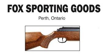 Fox Sporting Goods Logo